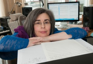 Opera Composer Jenni Roditi has been nominated for the Independent Music Awards